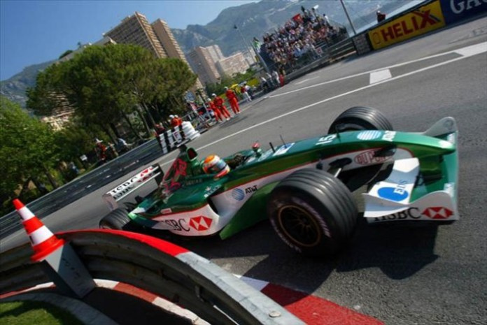 Jaguar R4 – Monaco Grand Prix 2003