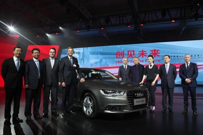 Audi-FAW Plug-in Hybrid announcement (1)