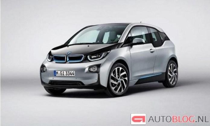 BMW i3 2014 Leaked Photos (1)