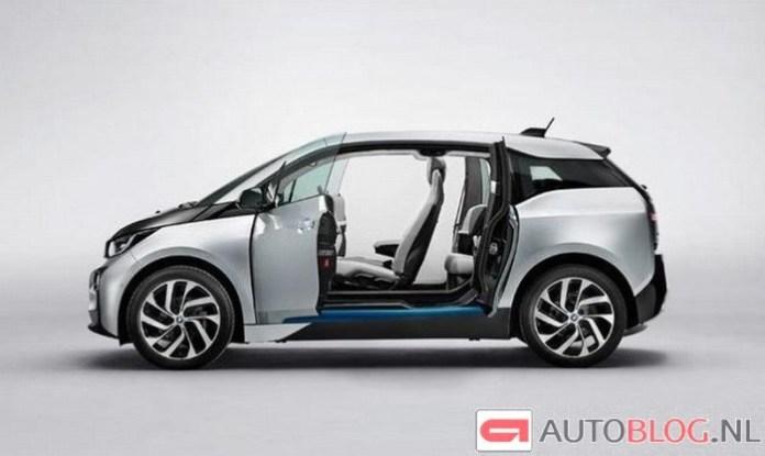 BMW i3 2014 Leaked Photos (5)