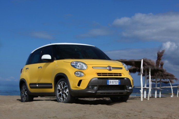 Fiat 500L Living and 500L Trekking (22)