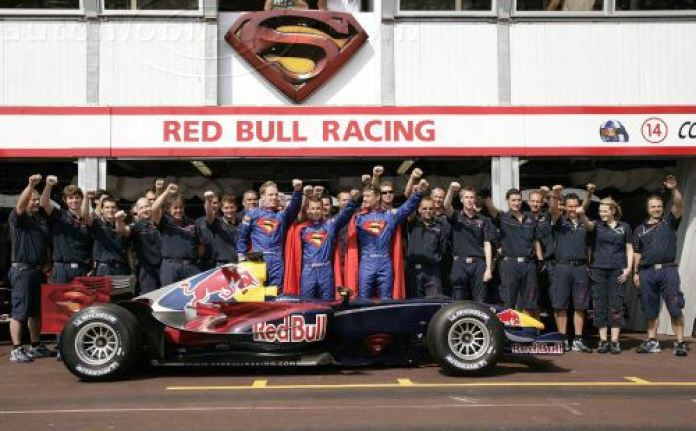 Red Bull RB2 – Monaco Grand Prix 2006