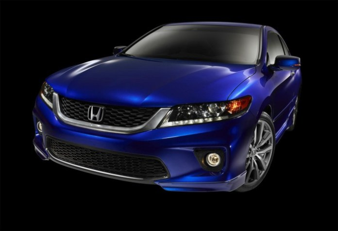 Honda Accord Coupe V6 with Honda Factory Performance Package (1)