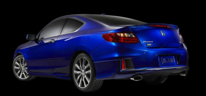 Honda Accord Coupe V6 with Honda Factory Performance Package (2)
