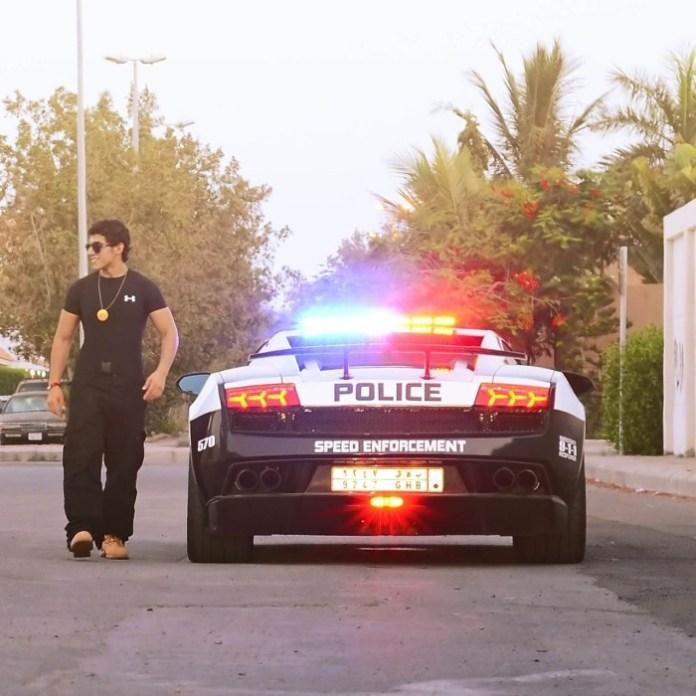 Lamborghini Gallardo 570-4 Superleggera police car (2)