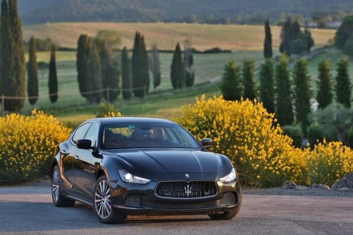 Maserati Ghibli 2014 (135)