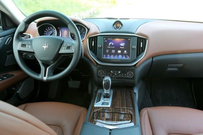 Maserati Ghibli 2014 (172)