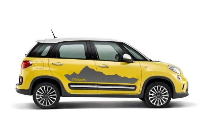 Mopar accessories for Fiat 500L Trekking (3)