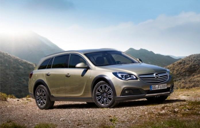 Opel Insignia Country Tourer 2013 (1)