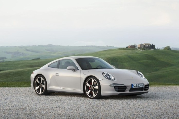 Porsche 911 50th Anniversary Edition (1)