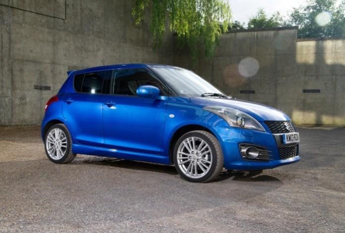 Suzuki Swift Sport five-door 2013 (6)