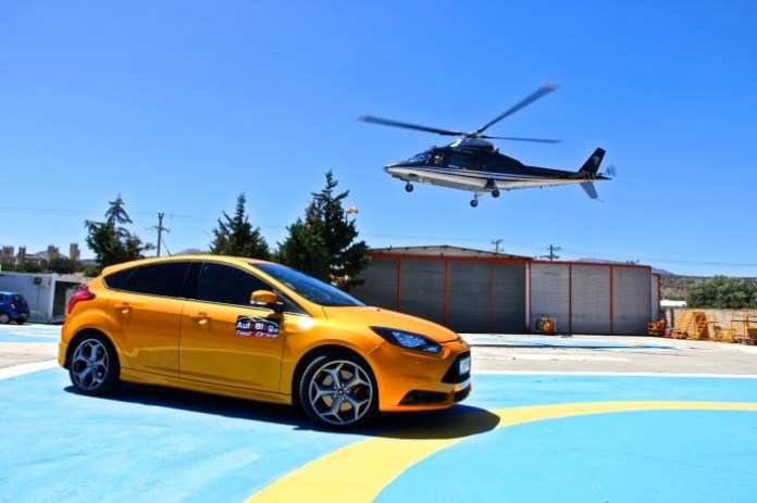 Test Drive: Ford Focus ST - 065