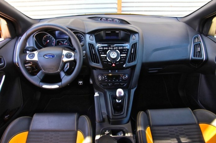 Test Drive: Ford Focus ST - 089
