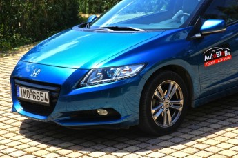 Test Drive: Honda CR-Z - 009
