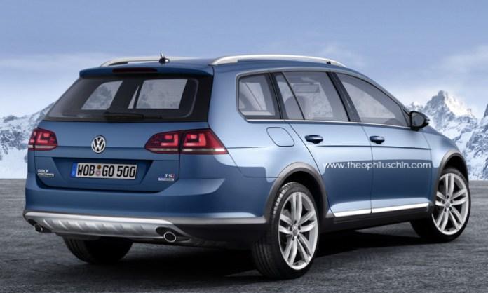Volkswagen Golf Alltrack (2)