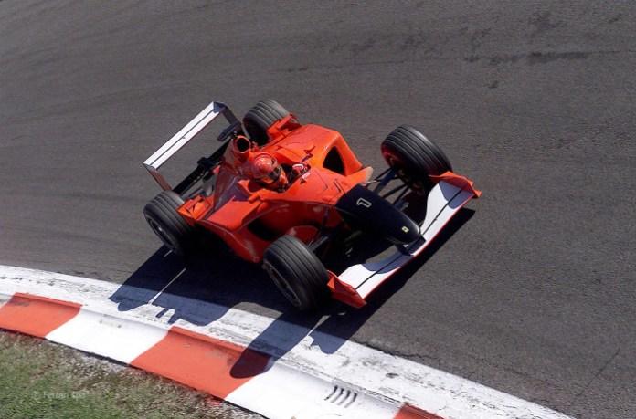 Ferrari F2001 – Italian Grand Prix 2001