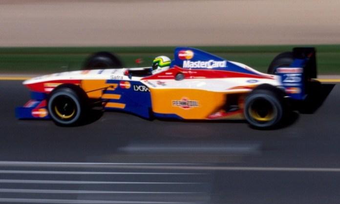 Lola T97/30 – Australian Grand Prix 1997