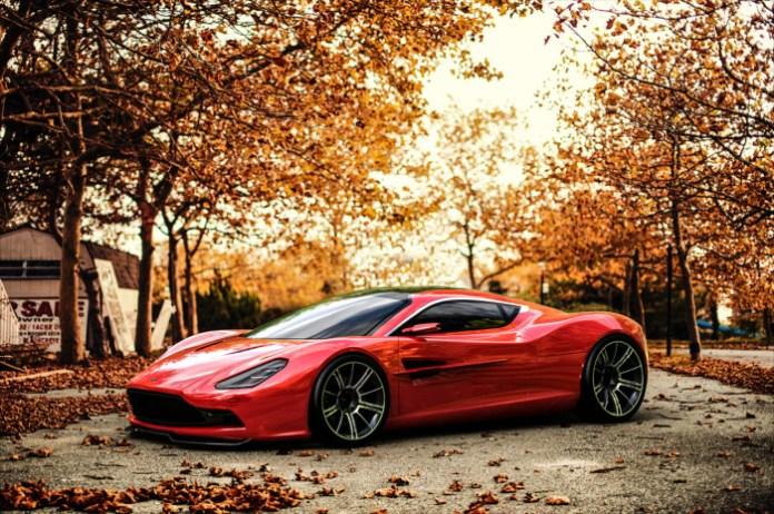 Aston Martin DBC 2