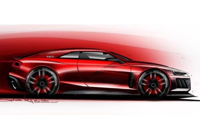 Audi Quattro Concept 2013 design sketch (3)