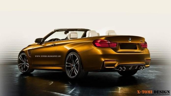 BMW-M4-Cabrio rendering