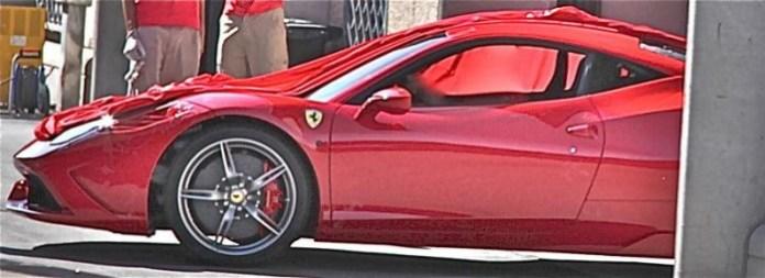 Ferrari 458 Speciale [Live Photos] (1)