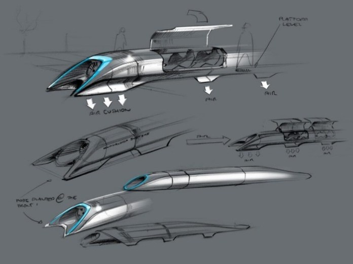 Hyperloop Alpha by Elon Musk (5)