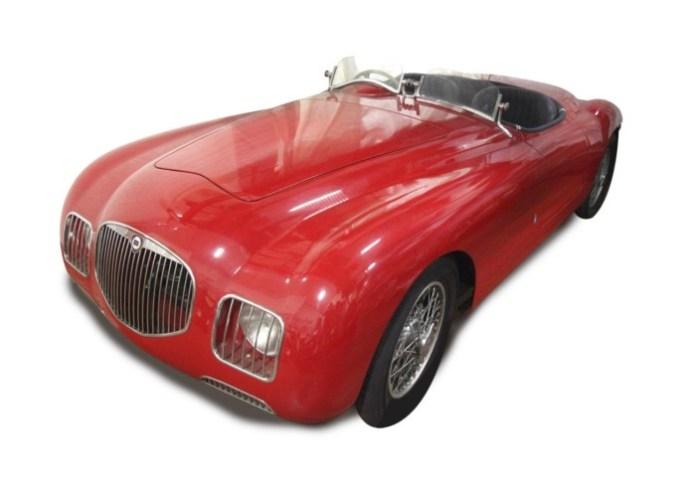 Lancia Aprilia Riva Spider