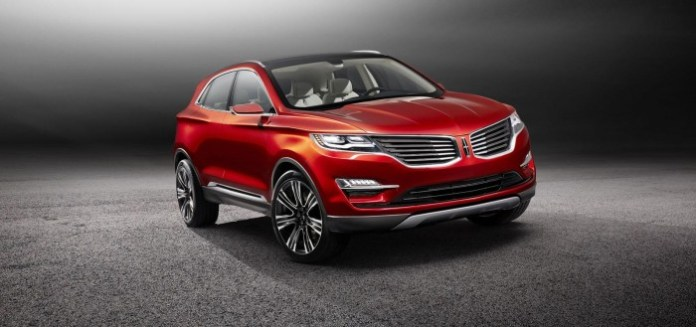 Lincoln MKC Black Label Concept (6)