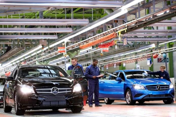 Mercedes-Benz plant (1)