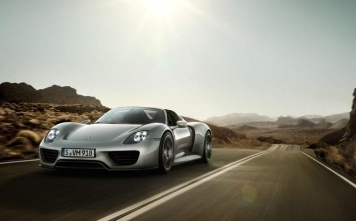 Porsche 918 Spyder (6)