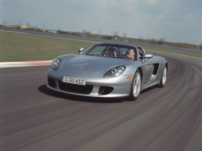 Porsche Carrera GT (2)
