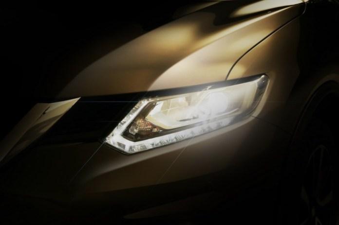 Teaser Photo Nissan Rogue 2014