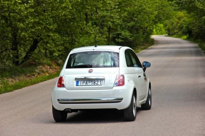 Test Drive: Fiat 500 Twinair - 49
