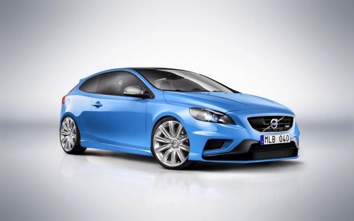 Volvo-V40-R rendering