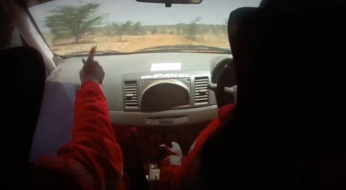 fail rally driver