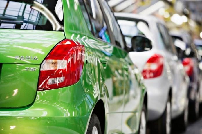 Výroba,Škoda Fabia,Škoda Auto a.s,Mladá Boleslav