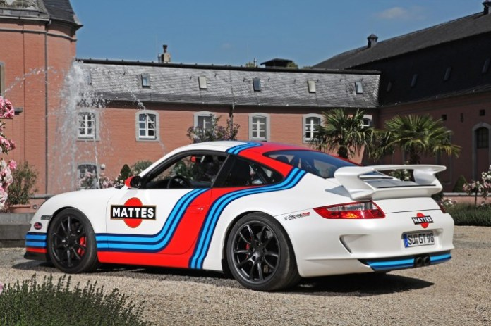 Porsche 911 (997) GT3 by Cam Shaft