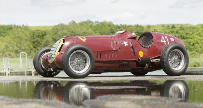 Alfa Romeo 8C-35 Grand Prix Racing Monoposto (1)