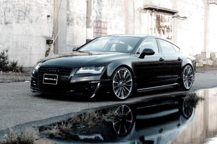 Audi A7 Sportback by Wald International (11)