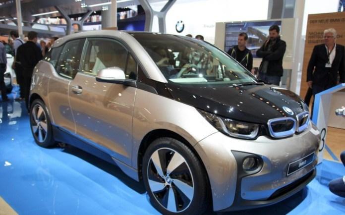 BMW i3 Live in Frankfurt Motor Show 2013 (18)