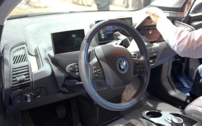BMW i3 Live in Frankfurt Motor Show 2013 (26)