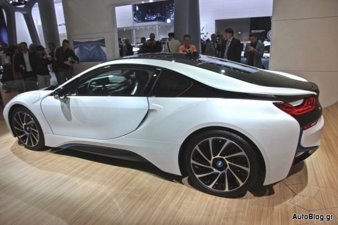 BMW i8 Live in Frankfurt Motor Show 2013 (10)