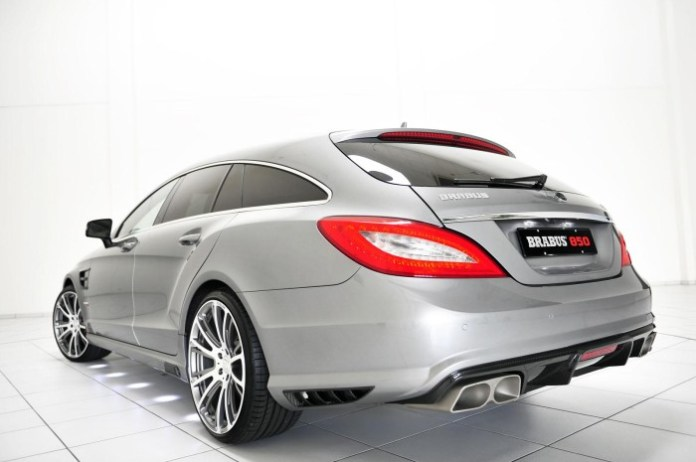 Brabus 850 Shooting Brake 6.0 Biturbo 4Matic 15