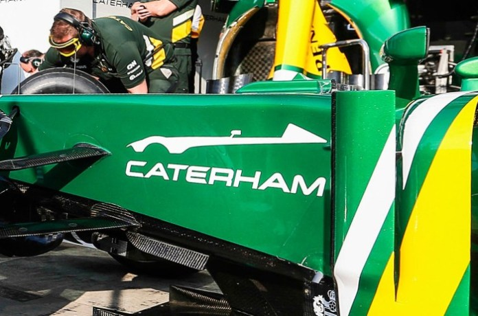 Caterham concept teaser photo (1)