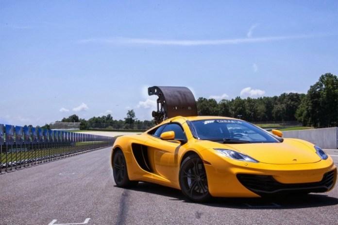 Forza Motorsport McLaren 12C