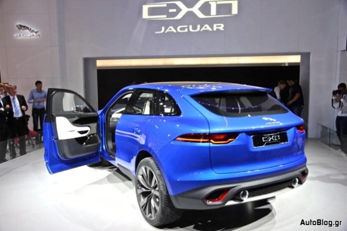 Jaguar C-X17 Concept (11)