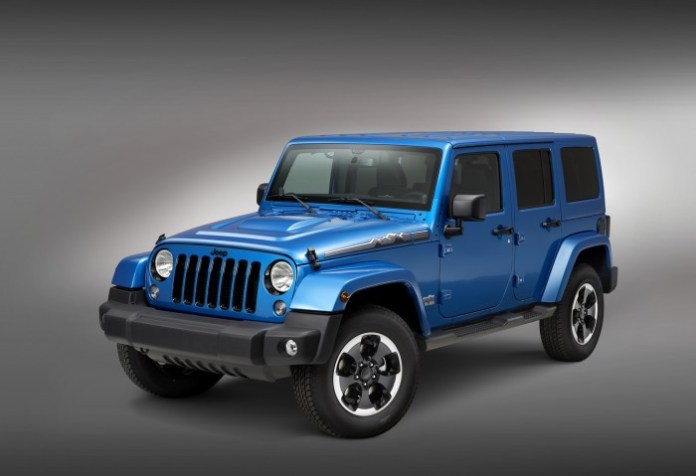 Jeep Wrangler Polar Edition (1)