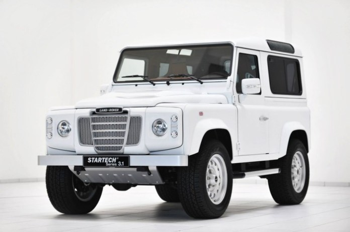 Land Rover Defender by Startech (1)