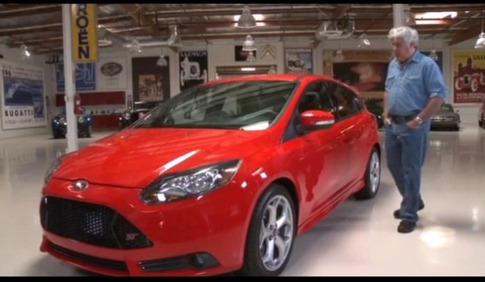 Leno's Garage Ford Focus ST