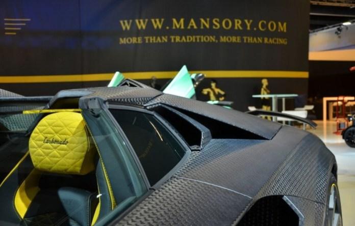 Mansory Carbonado Roadster Live in Frankfurt 2013 (3)